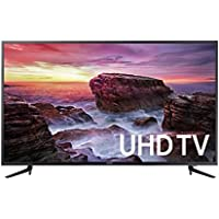 Samsung UN58MU6100FXZA Flat LED 4K UHD 6 Series Smart TV 2017, 58'