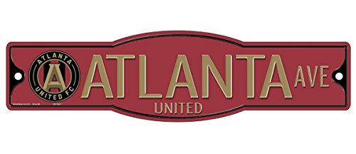 Braves Sign Atlanta Street - WinCraft Atlanta United FC 4