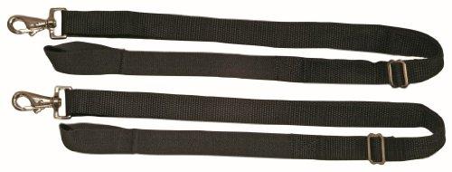 [해외]Weatherbeeta P / 탄성 다리 스트랩 - 1 쌍의 스냅/Weatherbeeta P/elastic Leg Strap - 1 Snap Pair