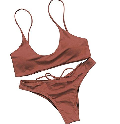 Brown Bikini in Australia - 6