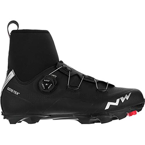 Northwave Raptor GTX Shoe - Men's Black, 46.0 from Northwave