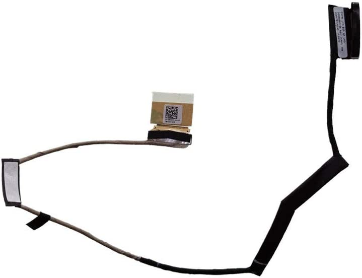 """Laptop Ribbon LCD Video Cable for DELL Inspiron 15 7577 7587 P72F 08VWHF 8VWHF DC02C00FY00 EDP UHD 4k Cable 15.6"""" Non-Touch New"""