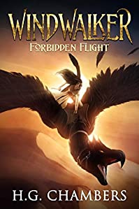 Windwalker by H.G. Chambers ebook deal