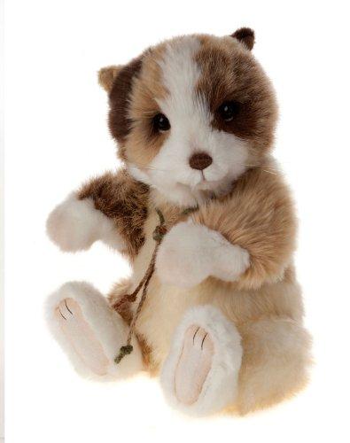 Charlie Bears UK CB141483 Cavey Guinea Pig (Pig Mohair)