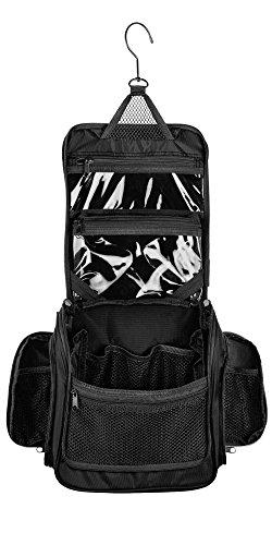neatpack-medium-size-hanging-nylon-toiletry-bag-organizer-with-detachable-tsa-compliant-zipper-pocke