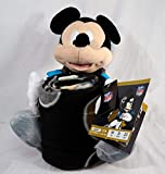 : The Northwest Company Officially Licensed NFL Co Disney's Mickey Hugger and Fleece Throw Blanket Set