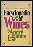 The International Wine and Food Society's Encyclopedia of Wines, Andre Simon, 081290303X