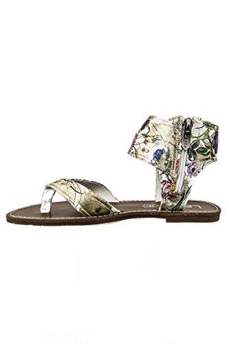 sandales - nu pieds les p'tites bombes thalie blanc