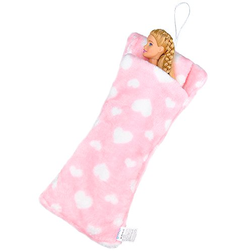 beautiful little sleeping bag for barbie