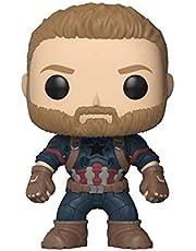 Pop Avengers Infinity War Captain America Vinyl Figure