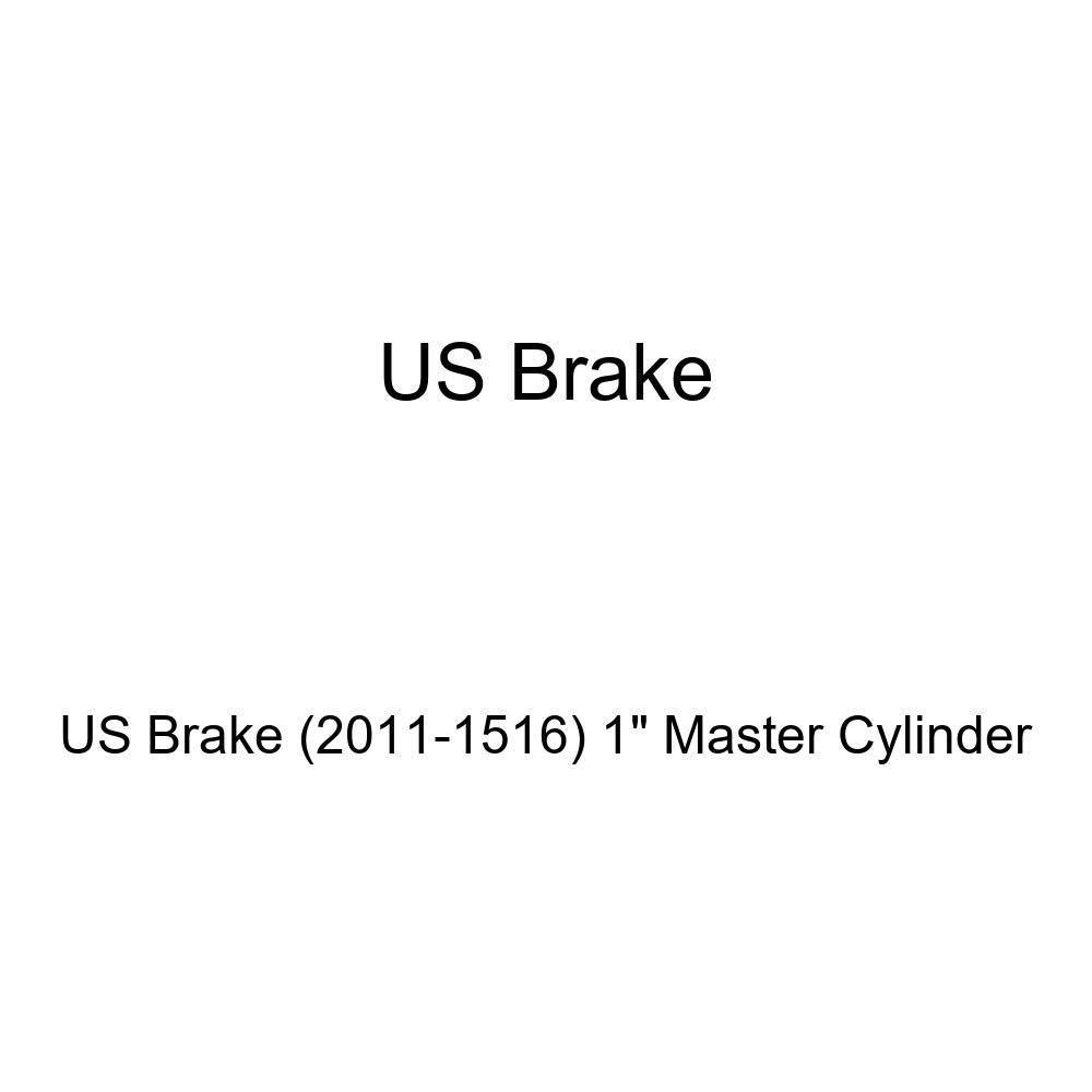 US Brake (2011-1516) 1'' Master Cylinder