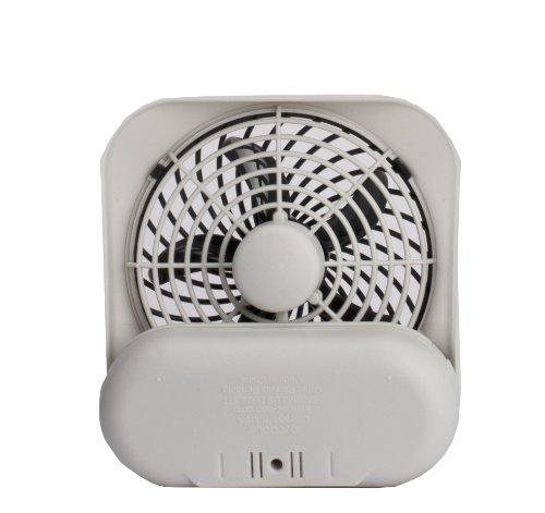 Review O2COOL 5-Inch Portable Fan,