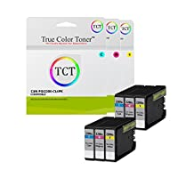 True Color Toner PGI-2200 CMY 6 Pack High Yield Compatible Ink Cartridge Replacement for Canon Maxify MB5020 iB4120 MB5320 MB5420 MB5120 iB4020 Printers (Cyan 2200C, Magenta 2200M, Yellow 2200Y)