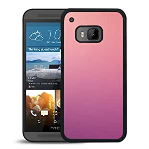 Unique Designed Cover Case For HTC ONE M9 With All Change Aved In Drive Gradation Blur Wallpaper Phone Case