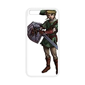 the legend of zelda twilight princess iphone 6s 4.7 Inch Cell Phone Case White PSOC6002625695221