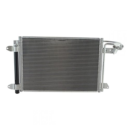 Volkswagen A/c Receiver Drier - Air Conditioning A/C AC Condenser with Receiver Drier for Audi Volkswagen