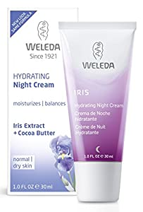 Weleda Hydrating Night Cream , 1-Fluid Ounce