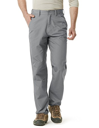 CQR CQ-TWP301-STN_30W/32L Men's Operator Rip-Stop Tactical Work Utility Pants EDC TWP301 by CQR