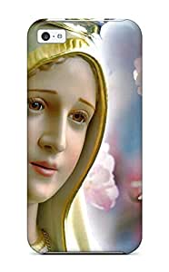 Snap-on Nossa Senhora De Fatima - Portugal Case Cover Skin Compatible With Iphone 5c