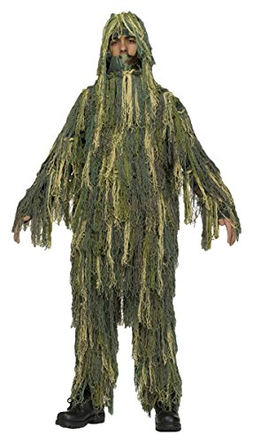 Morris Costumes Ghillie Suit Child 12-14