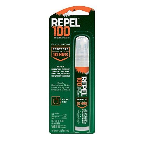 Repel 100 Insect Repellent, Pen-Size Pump ()