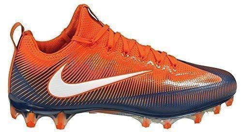 c18b23edc629c Galleon - Nike Men's Vapor Untouchable Pro Football Cleat (15 D(M) US, College  Navy/White-Brilliant Ornge)