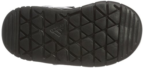 adidas Unisex Baby AltaSport CF I Sneaker Schwarz (Core Black/Core Black/Footwear White)