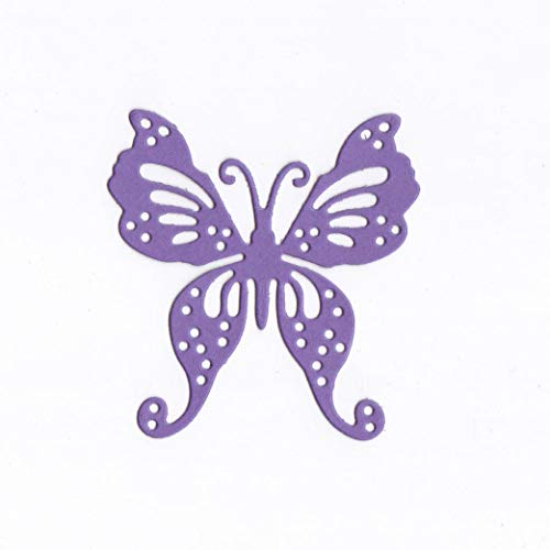 XILALU Newest Metal Cutting Dies, Butterfly Balloon Cat Jungle Stencils Template Embossing for Card Paper Scrapbooking Craft Decor for $<!--$0.39-->