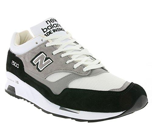 New Balance Classics Traditionnels Hombre Sneaker gris M1500KG Grau