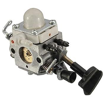 Alamor Carburador Carb C1M-S260B Para Stihl Bg56C Soplador ...