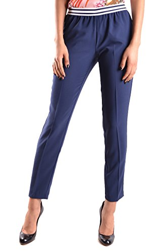 ermanno-scervino-womens-pl10706-blue-polyester-pants