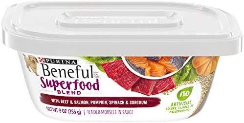 Purina Beneful Superfoods Adult Wet Dog Food