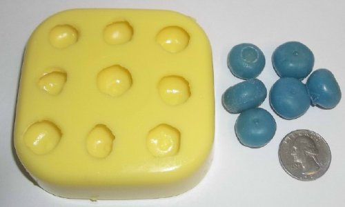 Blueberries Candle & Soap Mold - 9 cavities