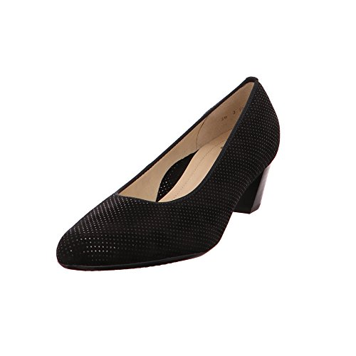 ara Womens L.Pumps Black Wide H Size 7.5 B(M) US