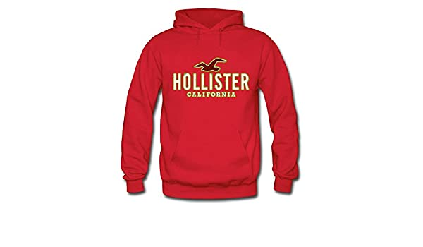 Hollister Co Graphic For Mens Hoodies Sweatshirts Pullover Outlet: Amazon.es: Ropa y accesorios