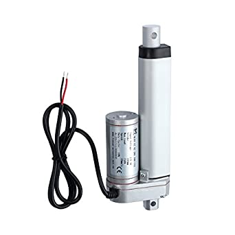 Linear Actuator Motor DC 12V 750N 4 inch For Auto Car RV Electric Door Opener
