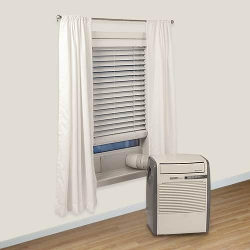 EdgeStar AP8000W Portable Air Conditioner with ...