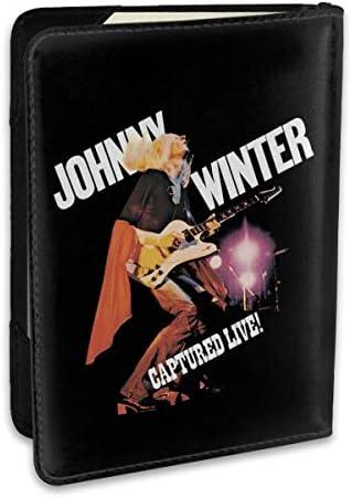 JOHNNY WINTER ジョニー・ウィンター パスポートケース メンズ 男女兼用 パスポートカバー パスポート用カバー パスポートバッグ ポーチ 6.5インチ高級PUレザー 三つのカードケース 家族 国内海外旅行用品 多機能