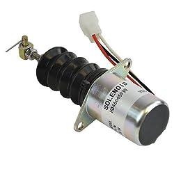 All States Ag Parts Fuel Solenoid John Deere 870 9