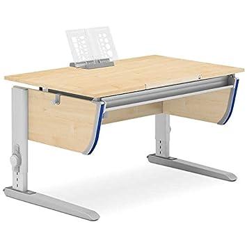 Moll Schreibtisch Joker | Ahorndekor | Höhenverstellbar Von 53  82 Cm |  Kinderschreibtisch