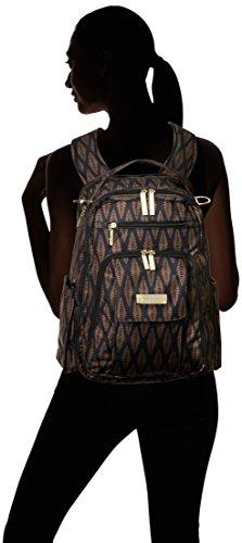 Ju-Ju-Be Be Right Back - Bolsa mochila de pañales, diseño The Versailles, 30.5 x 13 x 40.5 cm The Versailles