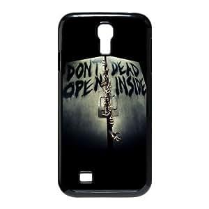 Walking Dead Dont Open Dead Inside case for SAMSUNG Galaxy S4 I9500 Hard Case / Custom to Order