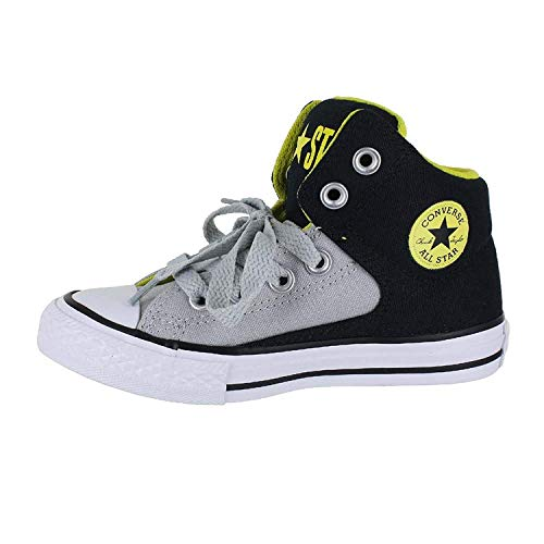 All Chuck Big Street Taylor Black High Kid Star Kids Grey Kid Ash Little Hi Converse qtSFw5H