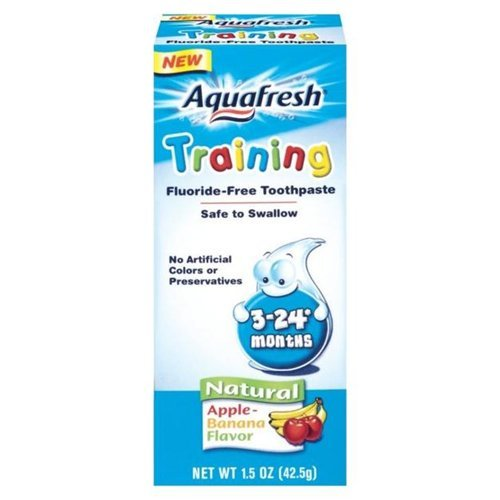 aquafresh-training-fluoride-free-toothpaste-for-3-to-24-months-natural-apple-banana-15-oz