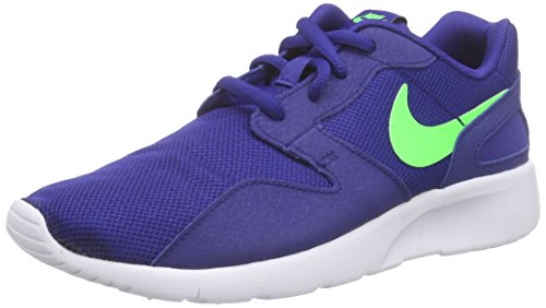 Nike Kaishi (GS) - Zapatillas para niño Varios colores (Deep Royal Blue /     Green Strike)
