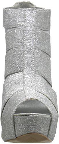 Cori Women's 04 Silver Boot Qupid 6PO5nqzvn