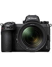 $3400 » Nikon Z 7II FX-Format Mirrorless Camera Body w/NIKKOR Z 24-70mm f/4 S Black (Renewed)
