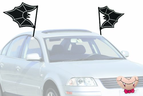 Mystic Industries Dracula Vehicle (Halloween Costumes For Your Car)