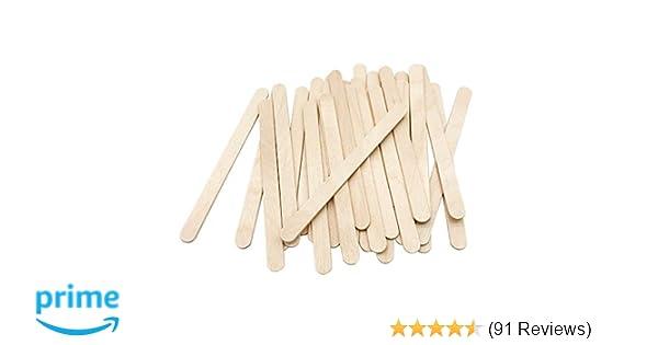200 Pcs Craft Sticks Ice Cream Sticks Natural Wood Popsicle Craft Sticks 45 Inch Length Treat Sticks Ice Pop Sticks For Diy Crafts