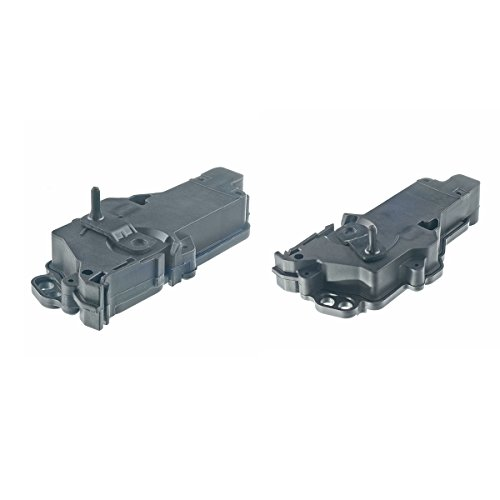 Set of 2 Door Lock Actuators Motors Driver and Passenger Side for Ford Ranger 1999-2011 Expedition Excursion Taurus Mazda B2300 B4000 Mercury Sable